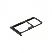 Mate 20 Lite Sim Card Holder Black