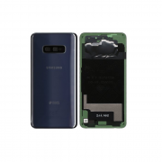 Samsung Galaxy S10e Back Cover Black Duos