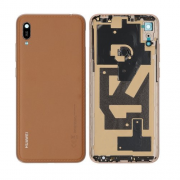 huawei Y6 2019 Back Cover Amber Brown