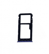 P Smart 2019 Sim Card Holder Blue