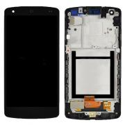 LG Nexus 5 Display Digitizer black frame