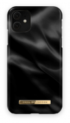 iDeal of Sweden iDeal Fashion Case for iPhone 11/XR - Black Satin