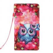 Taltech Samsung Galaxy S10 cover- Pink patterned