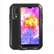 Taltech LOVE MEI Series Extra Solid Case for Huawei P20 - Black