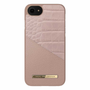 iDeal of Sweden iPhone 8/7/6/6S Atelier- Rose Smoke Croco case by iDeal of Sweden