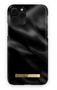 iDeal of Sweden iDeal Fashion Case for iPhone 11 Pro/XS/X - Black Satin