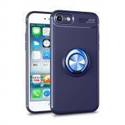 Taltech Case with Ringholder for iPhone 6/6s - Blue