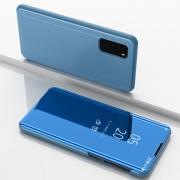 Taltech View Window Flip-cover for Samsung Galaxy S20 - Baby blue