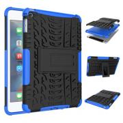 Taltech Case with Tire Pattern for iPad Mini 4 - Mini 2019 - Blue
