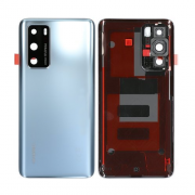 huawei P40 Back Cover Silver
