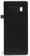 Galaxy Note 8 Back Cover Black