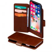 SiGN SiGN Wallet Case 2 in 1 for iPhone X/XS Brown