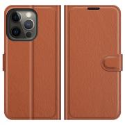 Taltech IPhone 13 Pro Max cover- Brown