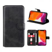 Taltech ENKAY iPhone 13 Pro Max wallet cover- Black