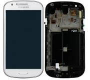 Samsung Galaxy Express Display Digitizer white
