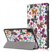 """Taltech Cover Huawei MatePad 10.4"""" - Flowers"""