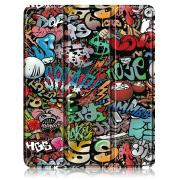 Taltech iPad Pro 11 2018/2020/iPad Air 4 2020 Tri-fold Cover - Graffiti