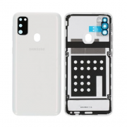 Samsung Galaxy M30s Back Cover White