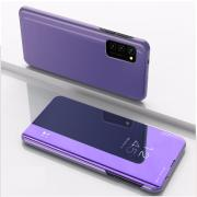 Taltech Cover View + Mirror for Samsung Galaxy A41 - Purple