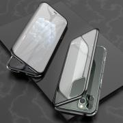 Taltech Tempered Glass Case for iPhone 11 Pro - Black