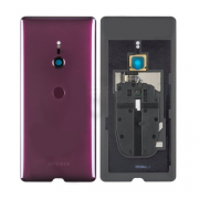Xperia XZ3 Back Cover Red