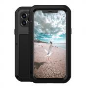 Taltech LOVE MEI Cover for iPhone 12 Pro - Black