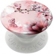 PopSockets Richmond & Finch x PopSockets Phoneholder - Pink Marble Floral
