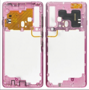 Galaxy A9 2018 Middle Frame Pink