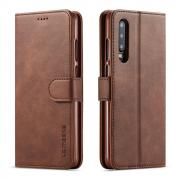 Taltech LC.IMEEKE Wallet Cover for Huawei P30 - Coffee