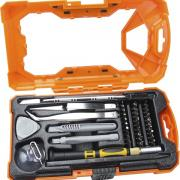 Import Sprotek STE-502 Complett Tool Kit for Smartphones 40 Pieces