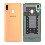 Samsung Galaxy A40 Back Cover Coral