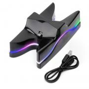 Taltech Charging Stand for PS4 - Black