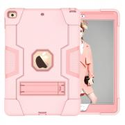 "Taltech ShockProof TPU Case with Stand for iPad 10.2"" 2019 - Pink"