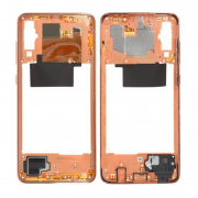 Samsung Galaxy A70 Middle Frame Coral