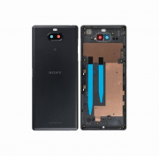 Sony Xperia 10 Plus Back Cover Black