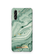 iDeal of Sweden iDeal Fashion Case for Samsung Galaxy S21 Plus - Mint Swirl Marble