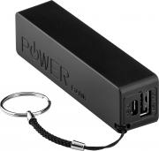 goobay Goobay PocketBank, Powerbank, 2000mAh - Black