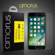 AMORUS Screen Protection Tempered Glass for iPhone 8/7/6/6s Plus