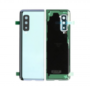Samsung Galaxy Fold Back Cover Silver