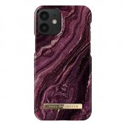 iDeal of Sweden iDeal Fashion Case for iPhone 12 Mini - Golden Plum