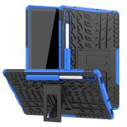 "Taltech Kickstand Case for Galaxy Tab S6 10.5"" - Blue"