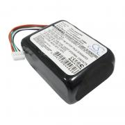 Remote control battery 533-000050 et. al for Logitech, 12V, 2000mAh