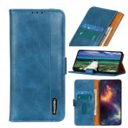 Taltech KHAZNEH Wallet Case in Leather for iPhone 13 Pro - Blue