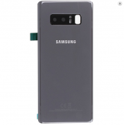 Galaxy Note 8 Back Cover Grey