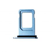 iPhone XR Sim Holder Blue