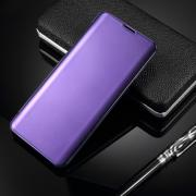 Window Mirror Cover for Samsung Galaxy S10 - Purple