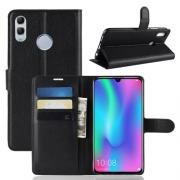 Litchi Cover for Huawei Honor 10 Lite / P Smart (2019) - Black