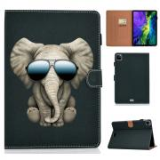 Taltech Leather Case for iPad Pro 11 2018/2020 - Elephant
