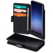 SiGN SiGN Wallet Cover 2-in-1 for Samsung S20 Plus - Black