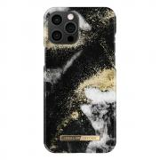 iDeal of Sweden iDeal Of Sweden Fashion iPhone 12 Pro Max Case - Black Galaxy Marble